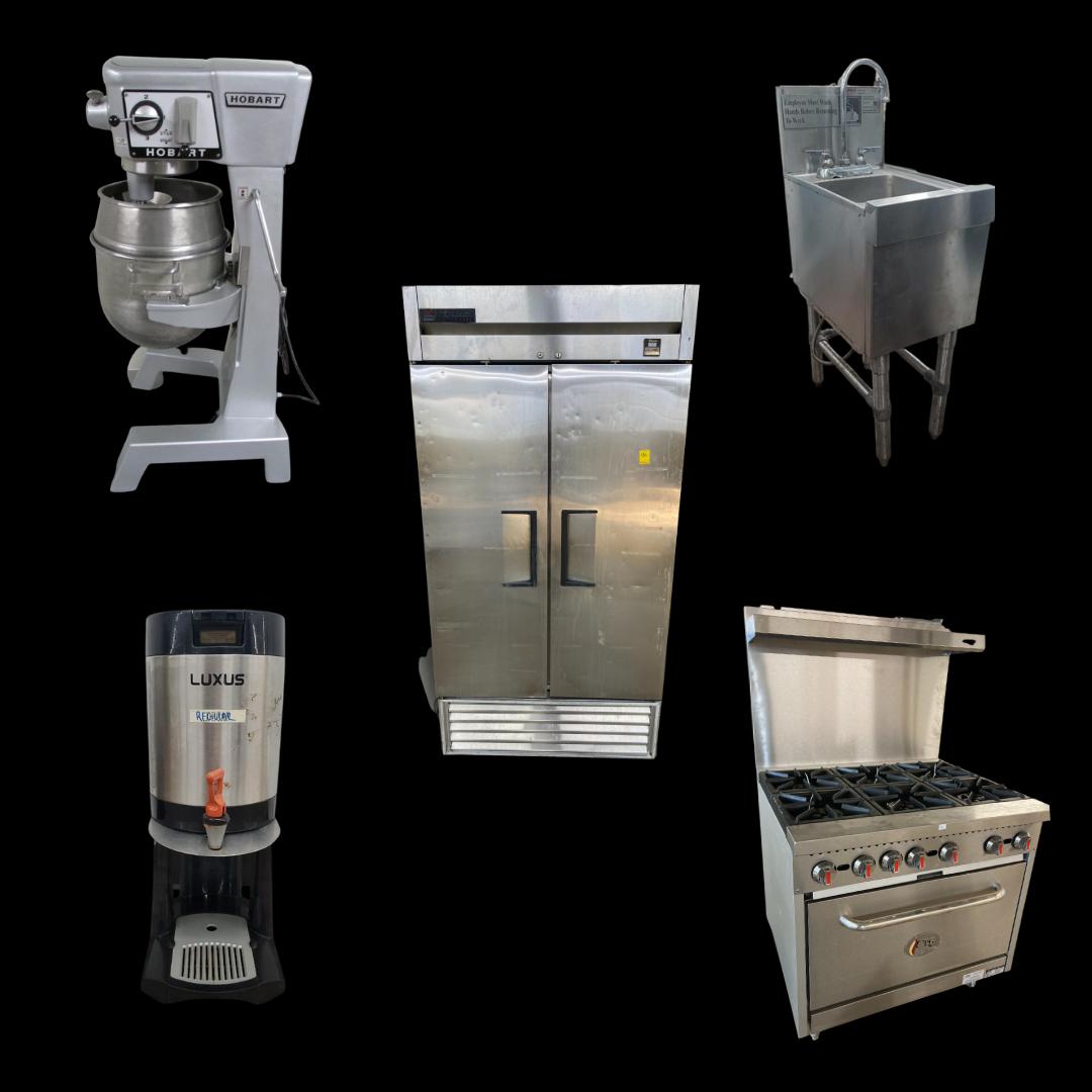 Restaurant & Food Service Equipment